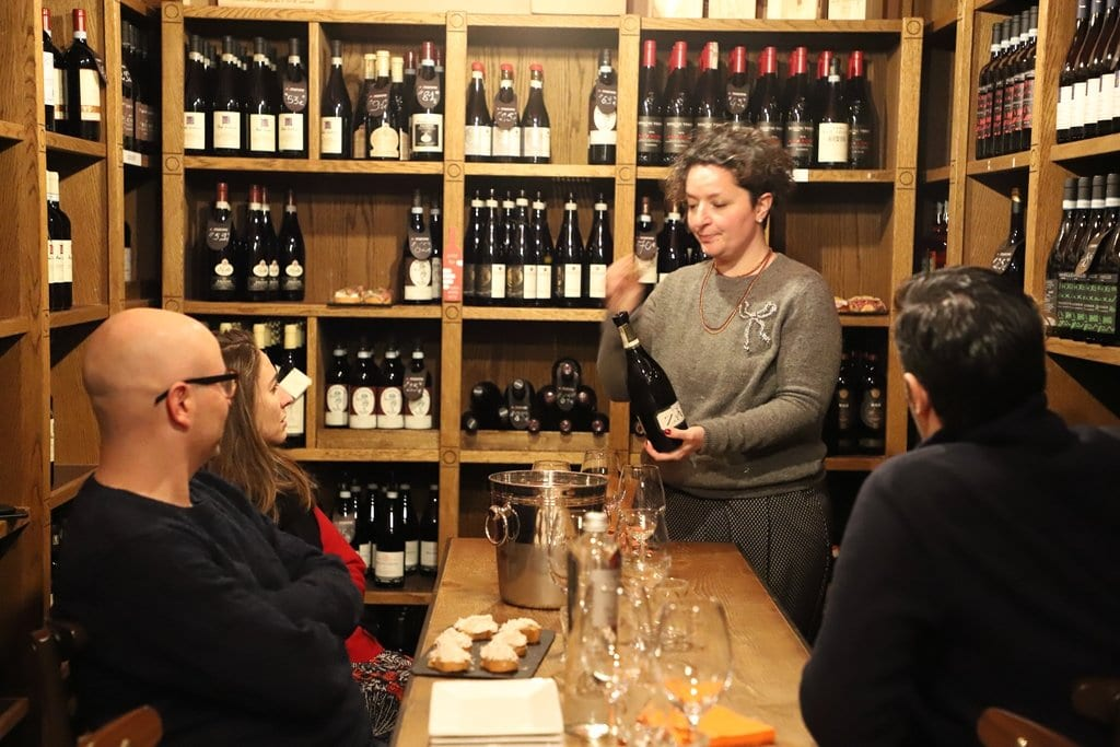 Private Wine Tasting with Sommelier
