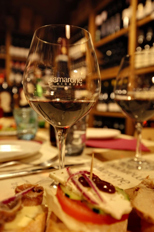Wine Bar & Cicchetti in Venice