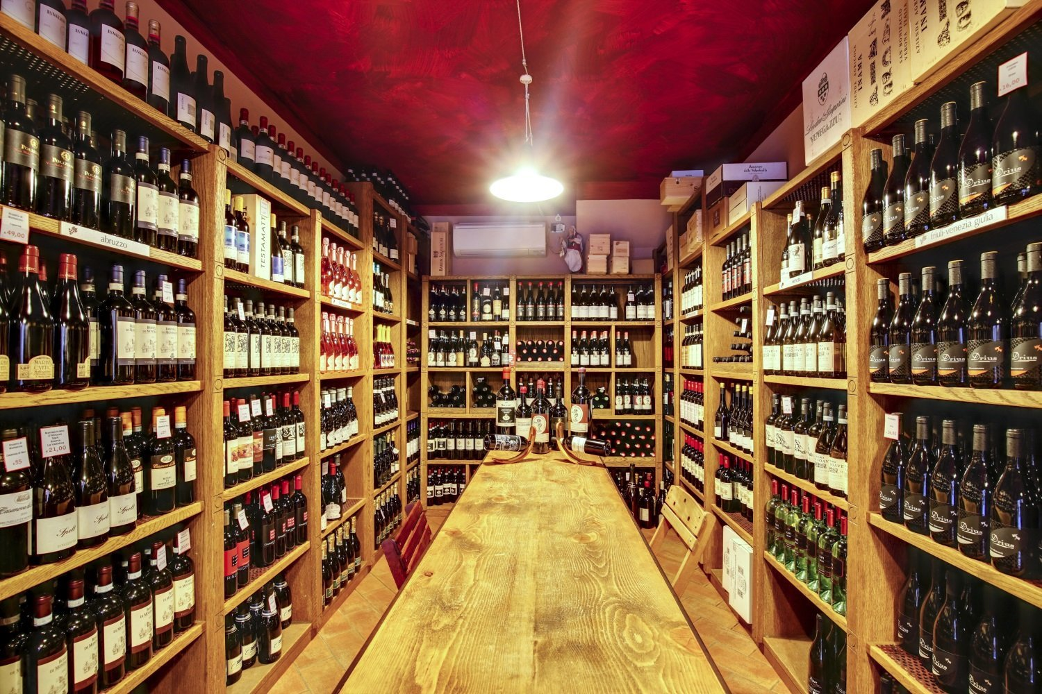 Wine Shop & Wine Tasting Private Room