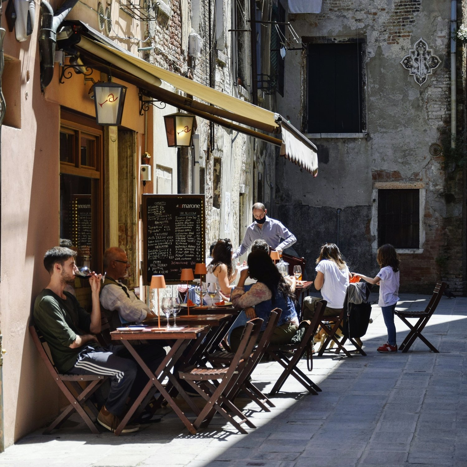 Outdoor Seatings Vineria all'Amarone